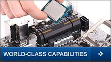 World Class Capabilities